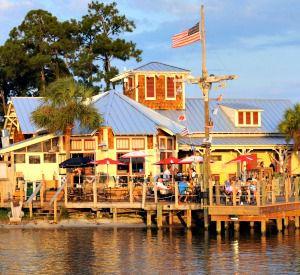 Marina Bar and Grill in Destin Florida