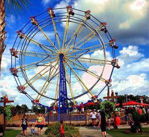 Miracle Strip at Pier Park in Panama City Beach Florida