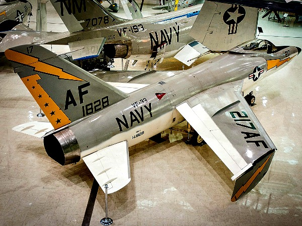 National Naval Aviation Museum in Pensacola Beach Florida