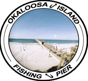 Okaloosa Island Fishing Pier in Fort Walton Beach Florida