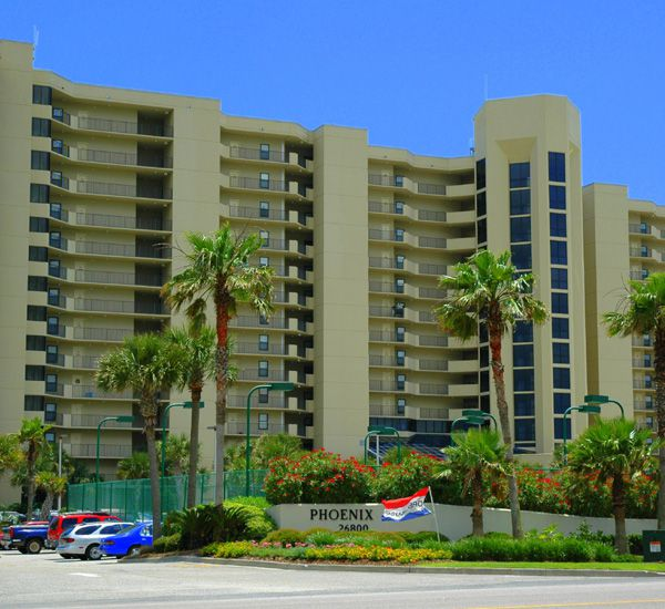 Phoenix Condominiums in Orange Beach Alabama