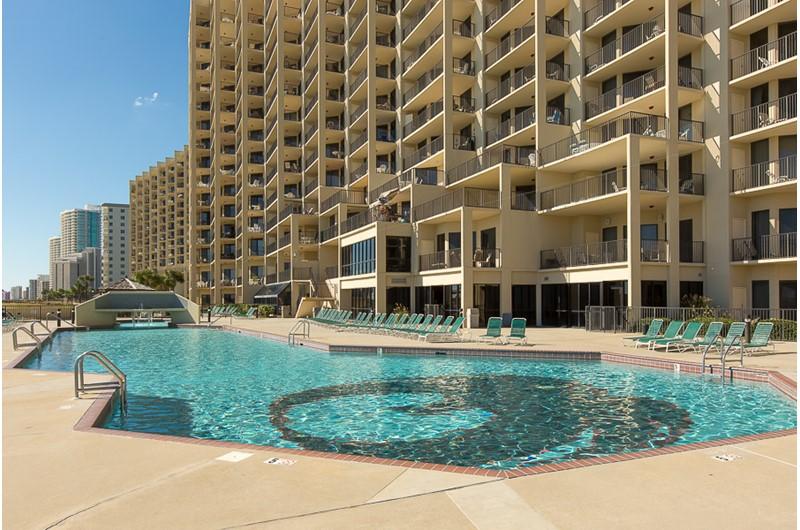 Phoenix Vii Orange Beach Condo Rentals Fun Amenities