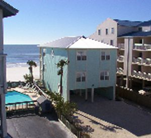 Romar Beach in Orange Beach Alabama