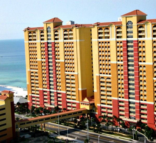 Calypso Beach Resort  - Counts-Oakes