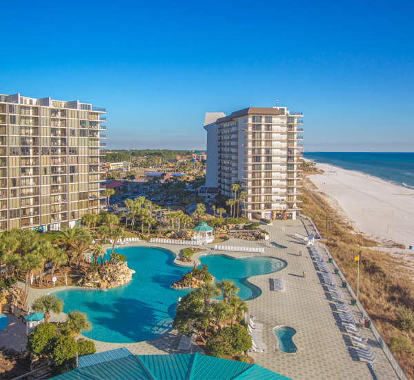 panama city beach hotels condos and beach rentals. Black Bedroom Furniture Sets. Home Design Ideas