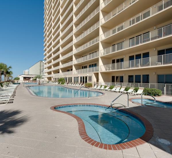 Search City Rentals: Family Beachfront Resort Condos