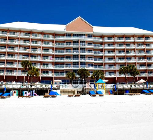 Palmetto Inn & Suites in Panama City Beach Florida