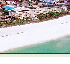 Paradise Palms Inn in Panama City Beach Florida