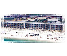 Pier 99 Beachfront Motel in Panama City Beach Florida