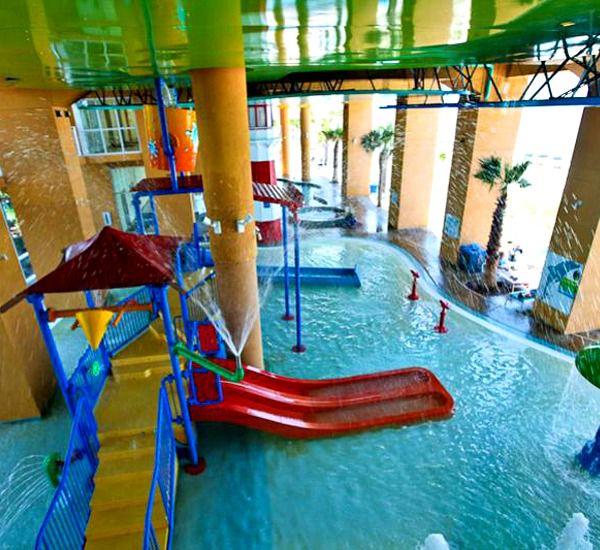 SPLASH!  - Sterling Resorts