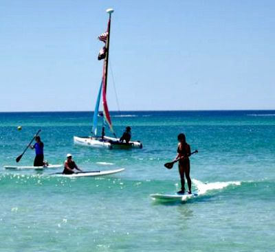 Sandpiper-Beacon Beach Resort in Panama City Beach Florida