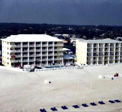 Sugar Sands Inn And Suites Panama City Beach Beachfront