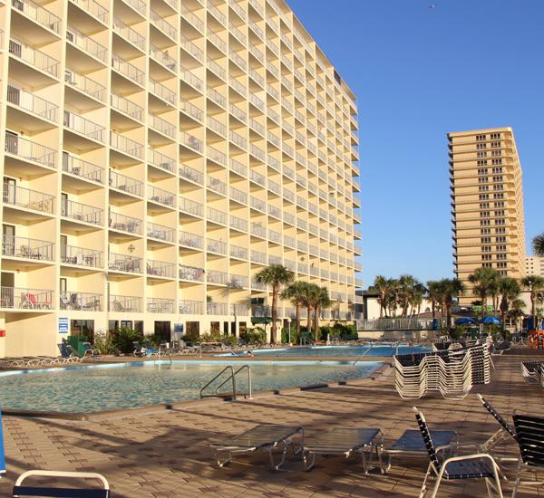 Summit Beach Resort in Panama City Beach Florida