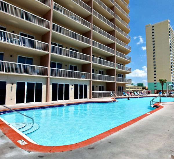 Beach House Rentals In Panama City Beach: Gulf Front Condominiums In Panama City Beach Florida