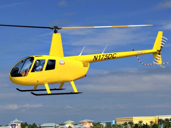 Panhandle Helicopter in Panama City Beach Florida