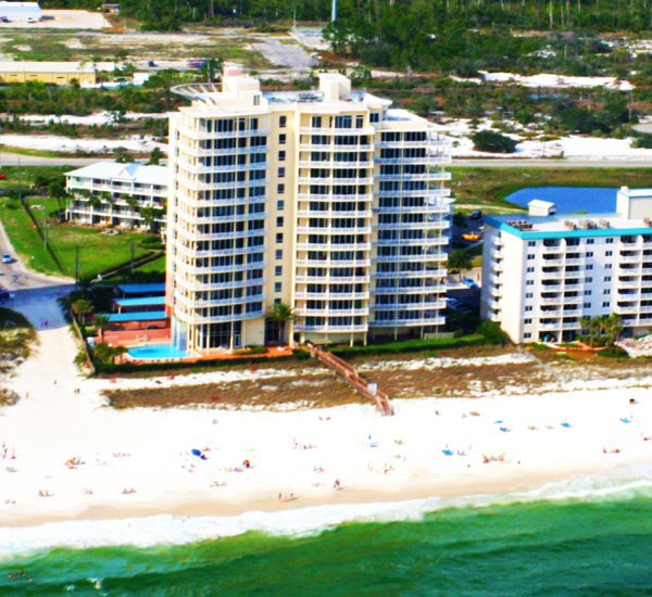 La Playa  Rentals