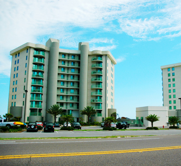 Perdido Key Fl: Perdido Towers Condos In Perdido Key, Florida, Condo