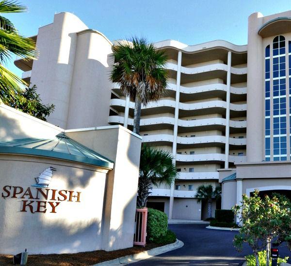 Spanish Key In Perdido Key Florida Luxury Beachfront Condos
