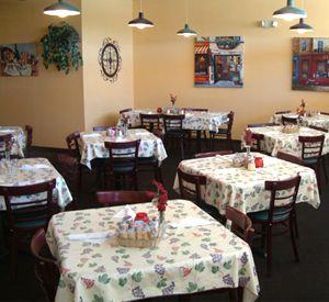 Petrella's Italian Cafe in Pensacola Beach Florida