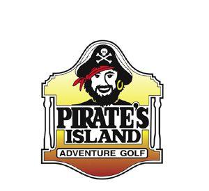 Pirate's Island Adventure Golf in Panama City Beach Florida