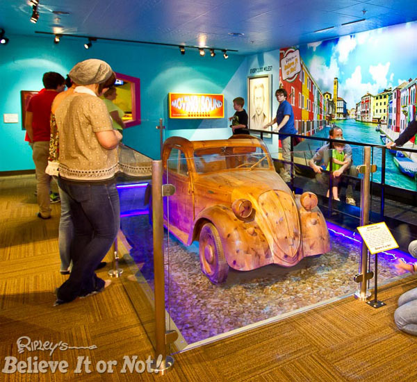 Ripley's Believe It or Not! in Panama City Beach Florida