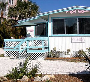 Gulf Breeze Cottages In Sanibel Island Florida House