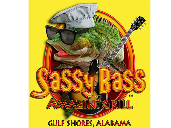 Sassy Bass Amazin' Grill and Market Place in Gulf Shores Alabama