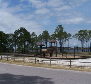 St. Andrews State Park in Panama City Beach Florida