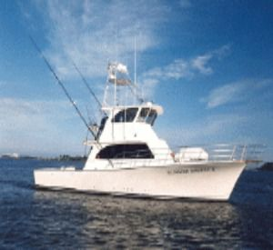 Summer Breeze II Charters in Orange Beach Alabama