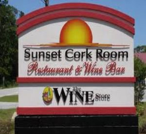Sunset Cork Room in Gulf Shores Alabama