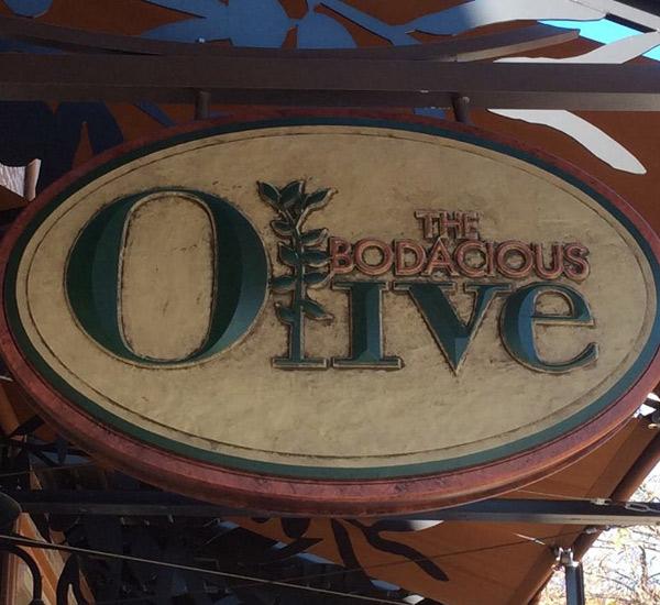 The Bodacious Olive in Pensacola Beach Florida