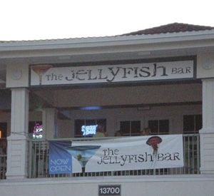The Jellyfish Bar in Perdido Key Florida