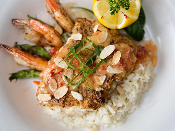 The Terrace Restaurant in Panama City Beach Florida