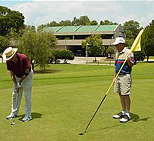 A. C. Read Golf Course in Pensacola Beach Florida