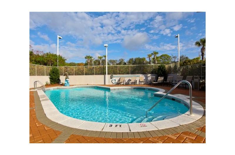 Abacos pool on Santa Rosa Beach FL