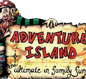 Adventure Island in Orange Beach Alabama