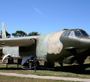 Air Force Armament Museum in Fort Walton Beach Florida
