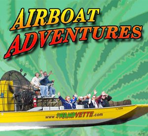 Airboat Adventures in Panama City Beach Florida