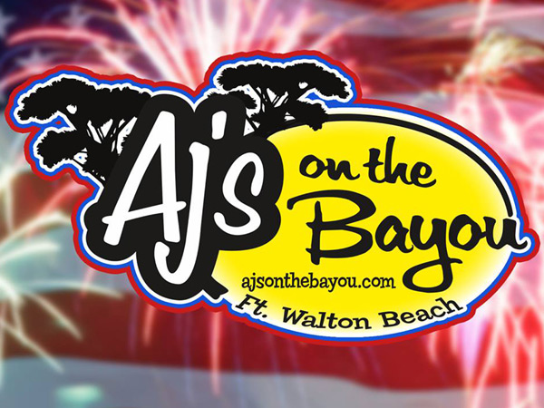AJ's on the Bayou in Fort Walton Beach Florida