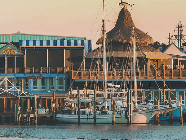 AJ's Seafood and Oyster Bar in Destin Florida