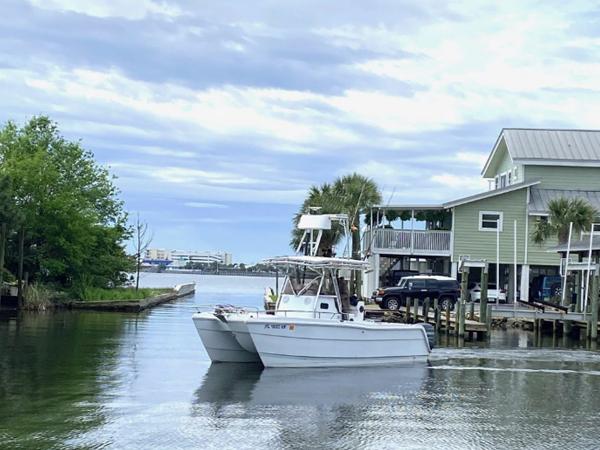 Anarchy Fishing Charters in Fort Walton Beach Florida