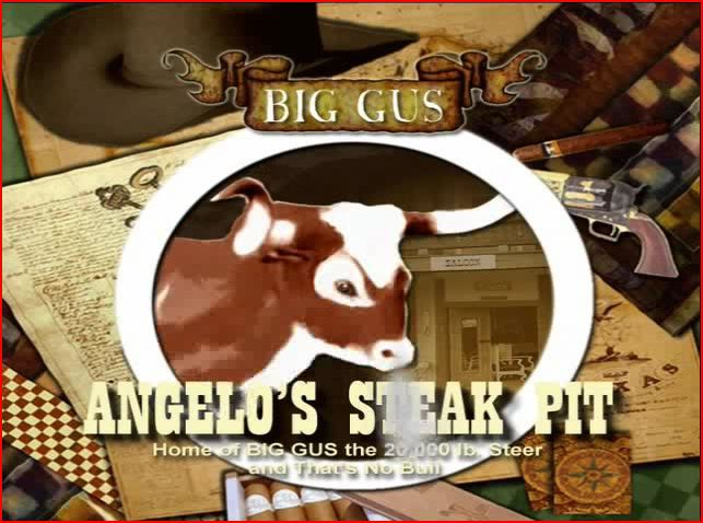 Angelo's Steak Pit in Panama City Beach Florida