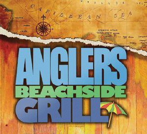 Angler's Beachside Bar and Grill in Fort Walton Beach Florida