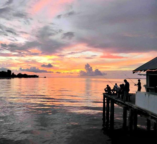 Anna Maria Island City Pier in Anna Maria Island Florida