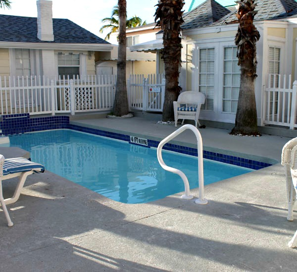 Bungalow Beach Resort in Anna Maria Island, Florida