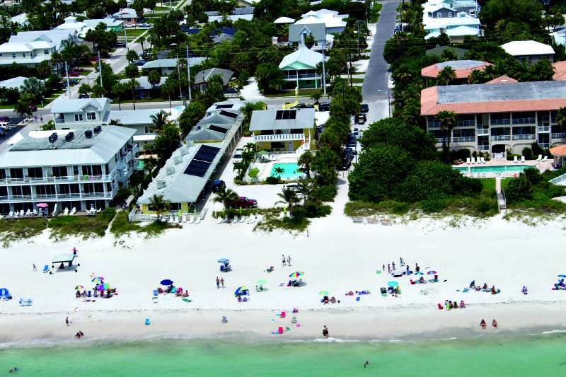 White Sands Beach Resort - Anna Maria Island