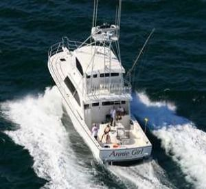 Annie Girl Charters in Orange Beach Alabama
