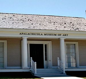 Apalachicola Museum of Art in Apalachicola Florida