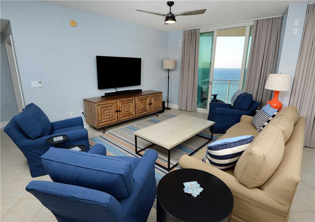 Aqua 1002 3 Bedrooms Wi-Fi Beachfront Sleeps 9 Condo rental in Aqua Resort in Panama City Beach Florida - #1