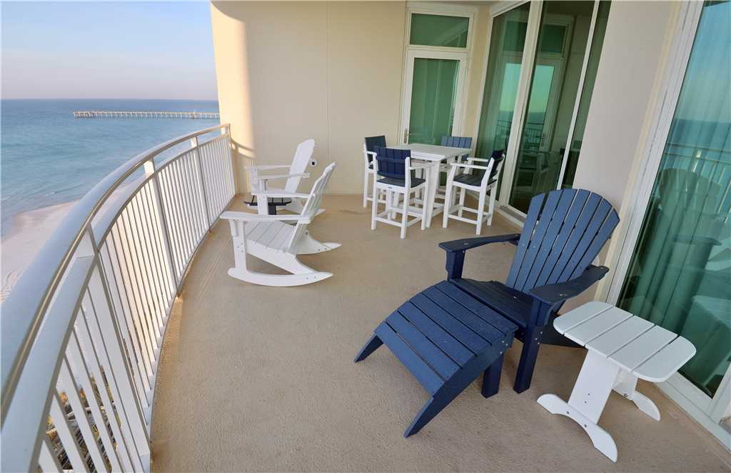 Aqua 1002 3 Bedrooms Wi-Fi Beachfront Sleeps 9 Condo rental in Aqua Resort in Panama City Beach Florida - #23